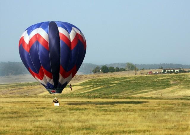 Hot Air Ballon by Malia