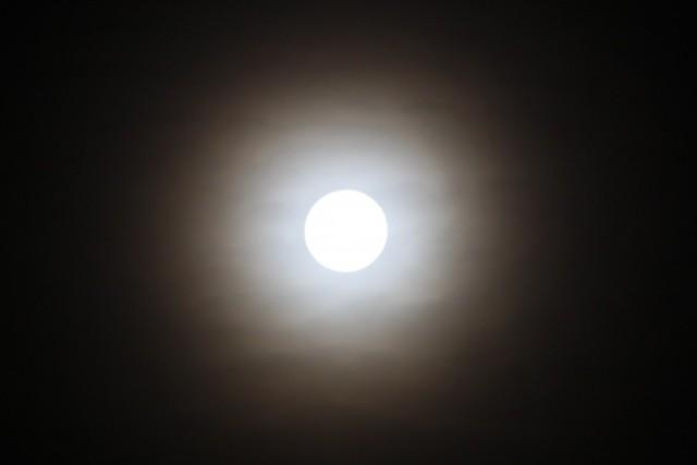 ring around the moon byMalia