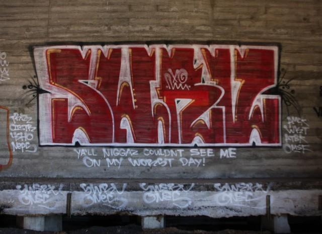 Mare Island grafitti