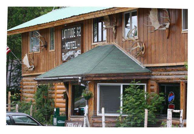Motel in Talkeetna