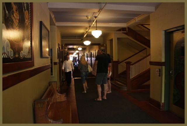Edgefield-Hallway