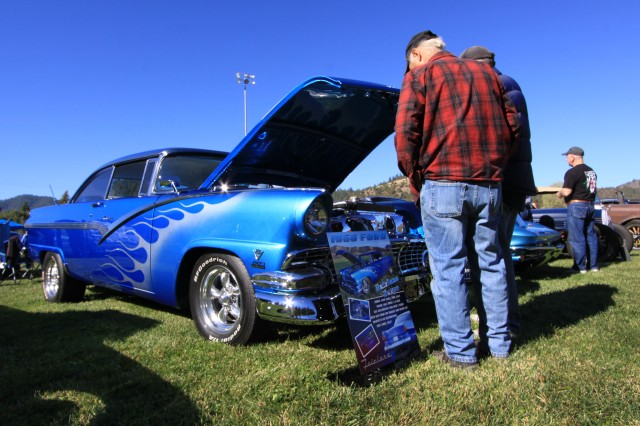 Classic Car Show FortJones